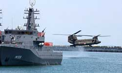 Navy to navy ties key pillars of India-Singapore relationship