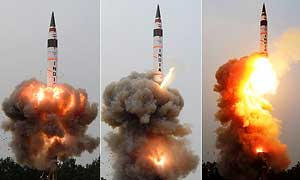 These 7 Indian Missiles Can Create Havoc in War :: Beware China-Pak
