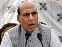 Rajnath Singh meets CISF, NSG chiefs to review situation