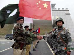 Behind Pakistan s military confidence: China s growing shadow