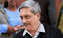 Defence Minister Parrikar faces proxy battle in Panaji