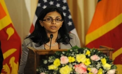 Nisha Biswal to head US-India Business Council