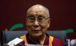 Hindi-Chini bhai bhai: Dalai Lama