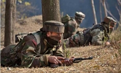 Heavy firing across LoC after Pakistan violates ceasefire