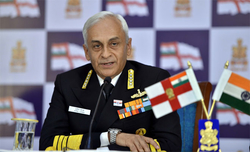 Odd China has submarines in Indian Ocean for anti-piracy: Navy chief