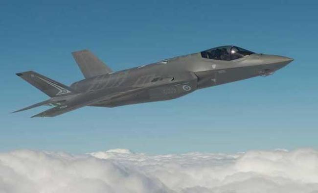 F-35 joint strike fighters make Australian debut