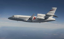 Dassault Aviation to Present New Falcon 8X at Indian Air Show
