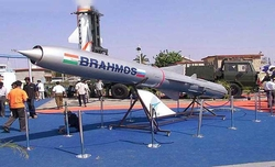 India to increase range of BrahMos missile to 450 km