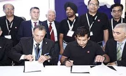 Israel firm signs agreement with Bengaluru's DTL for UAVs