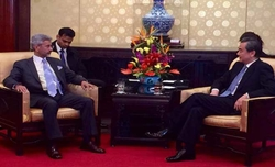 Jaishankar meets Chinese Foreign Minister