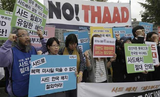 US THAAD deployment in South Korea great threat to Russia: Russian officials