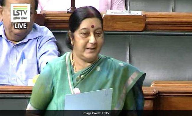 Indian IT firms generating, not stealing, jobs in US: Sushma
