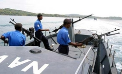 16 Indian fishermen arrested by Sri Lankan Navy