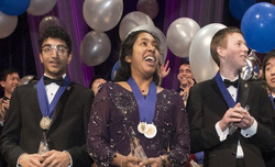 Rebellion led Indian-American teen to $250,000 science prize