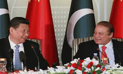 China, Pakistan ink major agreements ahead of OBOR
