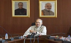 Environment Minister Anil Dave dies at 61