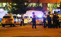 Several dead in attack near London mosque