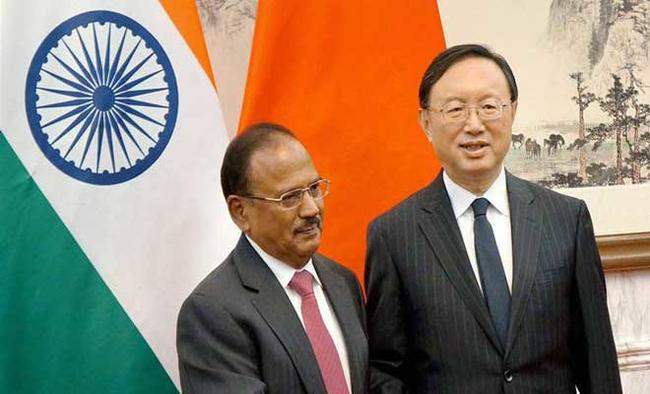 Amid border crisis, Doval in Beijing for BRICS security meet