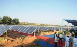 Boosting rooftop 'parks' can help India achieve solar energy goal