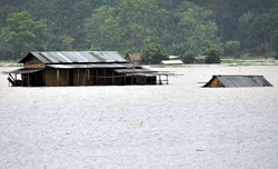 Data from India helps Bangladesh prepare for floods, but Assam reels