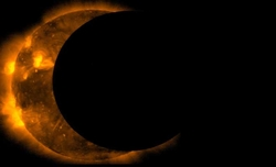 NASA eyes solar eclipse to understand Earth's energy system