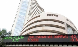 Equity markets close flat; Sensex, Nifty scale new intra-day highs