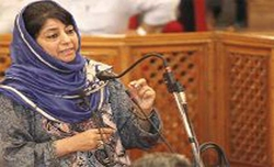 Lahore declaration way forward in India-Pakistan relations: Mehbooba