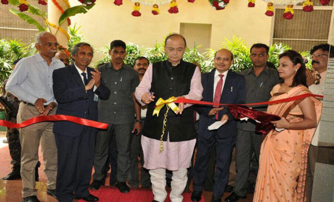 DEFENCE MINISTER INAUGURATES BEL ACADEMY FOR EXCELLENCE