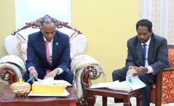 India, Somalia sign agreement on transfer of sentenced persons