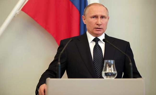 Looking forward to strategic partnership with BRICS members: Putin