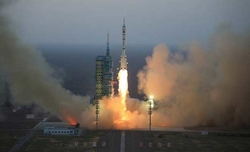 China launches remote sensing satellites