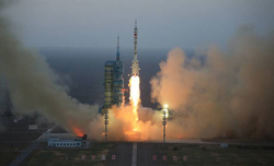 China launches two remote sensing satellites