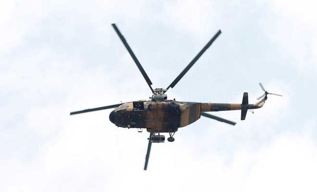 25 killed in Afghan military helicopter crash