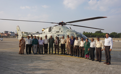 Light Utility Helicopter Project Achieves Another Milestone
