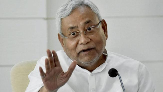 Nitish Kumar welcomes Budget proposals on MSP, healthcare