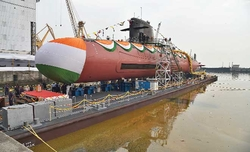 Strengthening India's Submarine Arm