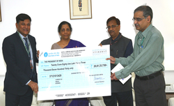 GSL PAYS DIVIDEND TO THE GOVERNMENT OF INDIA