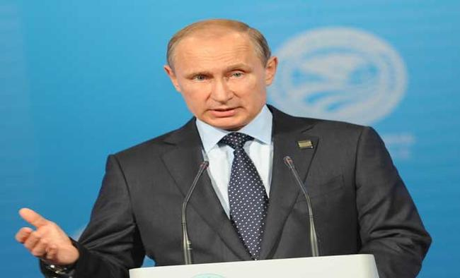 Putin leads Russia presidential election with 76.65%