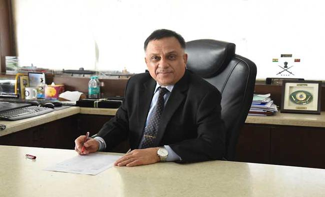 Hopeful of getting order for Project 75i-Rakesh Anand, CMD, MDL