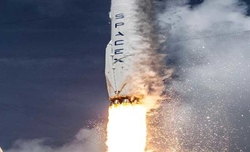 SpaceX resupply mission with key research on way to ISS