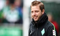 Bremen's head coach Kohfeldt extends contract