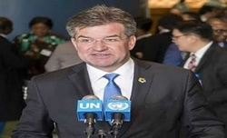 Peace, human rights precondition for development: UNGA chief