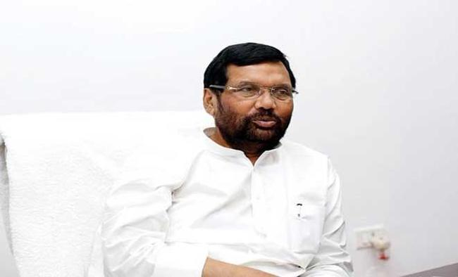 No possibility of political realignments before LS polls: Paswan