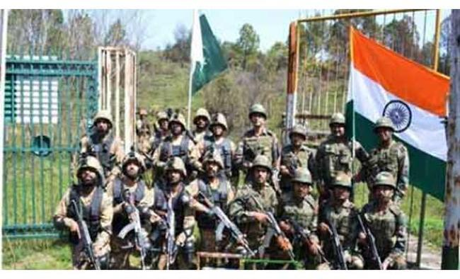 Pakistani daily hails planned joint military exercise with India