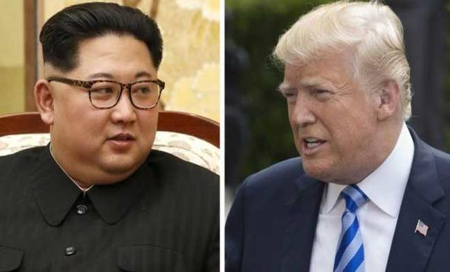 North Korea threatens to cancel Trump-Kim talks