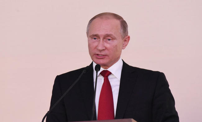 Russia-China partnership at best level in history: Putin