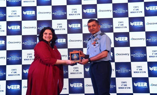 Discovery Channel to premier Programme on Indian Air Force