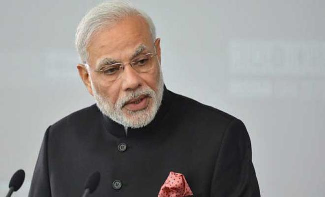50 cr people are under social security cover: Modi