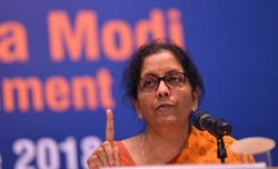 US told India's relationship with Russia is time tested: Sitharaman