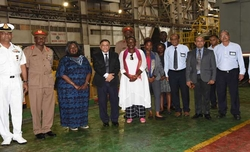 Kenyan Delegation visits MDL facilities